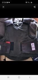 Reitbekleidung: Sicherheitsweste Level 3