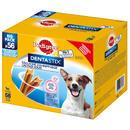 Sparpaket! 168 x Pedigree DentaStix Tägliche Zahnpflege / Fresh - für kleine Hunde (5-10 kg)