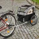 Fahrradanhänger No Limit Doggy Liner 2 - Amsterdam - L 109 x B 59 x H 73 cm / bis 20 kg
