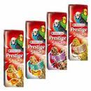 Mixed Pack Versele-Laga Prestige Sticks Wellensittiche - 4 x 2 Sticks (240g)