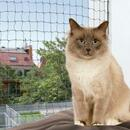 Trixie Katzenschutznetz mit Drahtverstärkung - 2 x 1,5 m