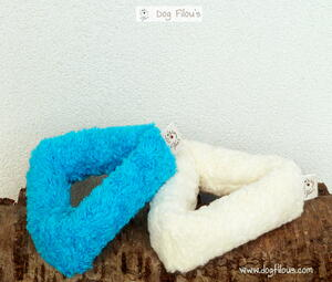 Hundespielzeug: Dog Filou's® Bio Wasserspielzeug Dreieck aus Naturmaterialien