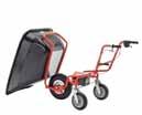 Pferdezubehör: Elektro – Transportkarre Schubkarre kippbar 899,- €
