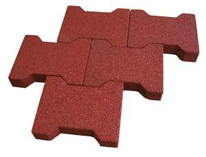 Pferdezubehör: Gummi Verbundpflaster der Bodenbelag für Ihre Pferde