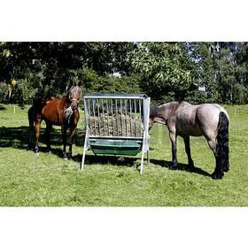 Pferdezubehör: Verkaufe Pferderaufe mit Dach