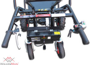 Landmaschinen: Elektro Sackrodel, Sackkarre