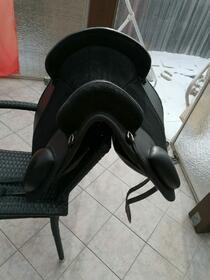 Pferdesattel: Hidalgo Cordoba 2 Shorty Sattel